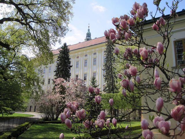 Podzámecká zahrada v Kroměříži; www.svatosi.cz