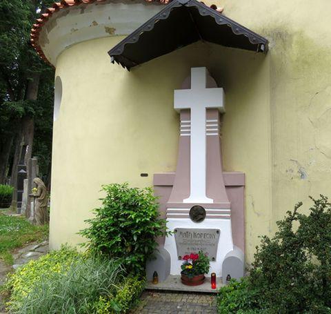 památník Matěje Kopeckého v Týně nad Vltavou