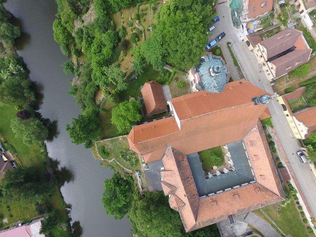 bechyňský klášter; foto F. Smrčka