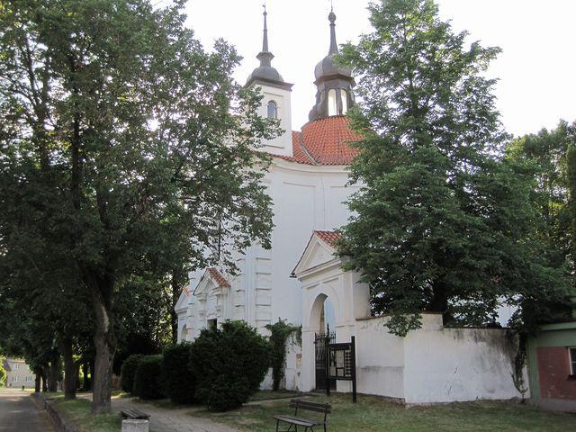 hřbitovní kostel sv. Michala