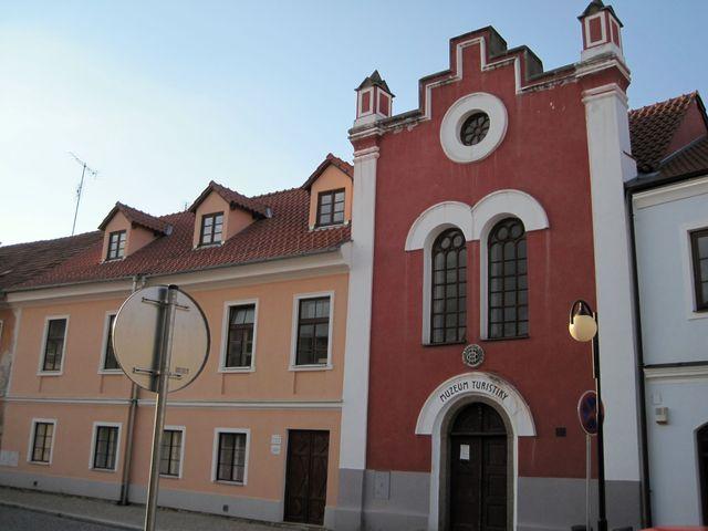 Muzeum turistiky v Bechyni - opravy budov pokračují; www.svatosi.cz