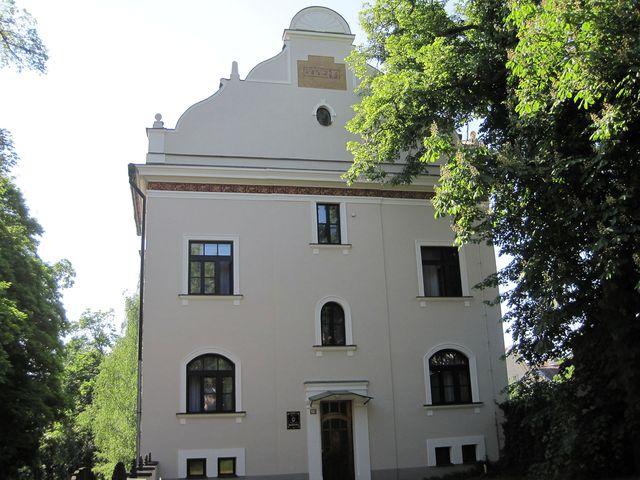 vila Božena
