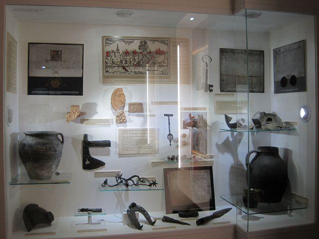 archeologické nálezy vydají na několik vitrin