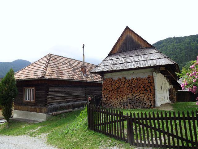 na začátku 19. století tu žilo více než 300 obyvatel