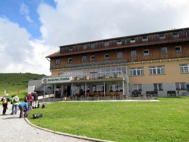 hotel Králova Studna (1 265 m)