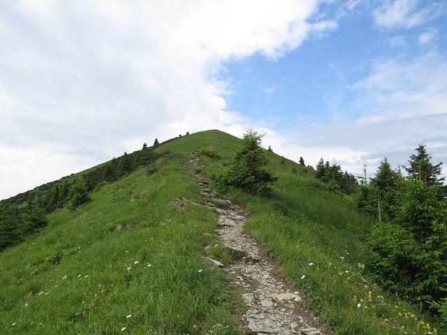 výstup na Rakytov (1 567 m)