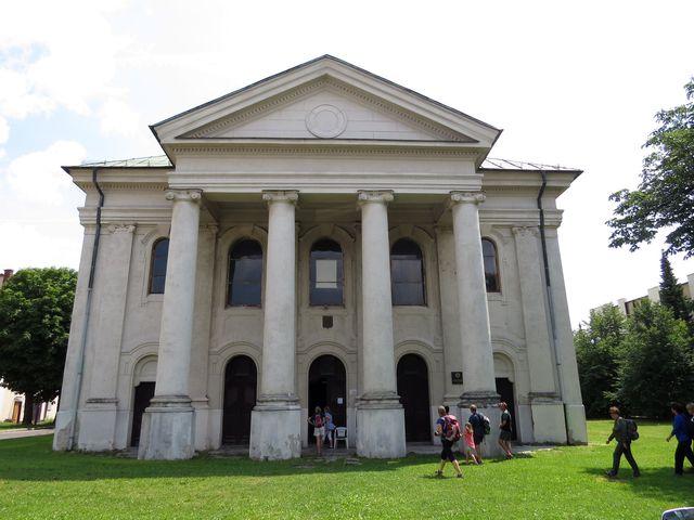 židovská synagoga v Liptovském Mikuláši