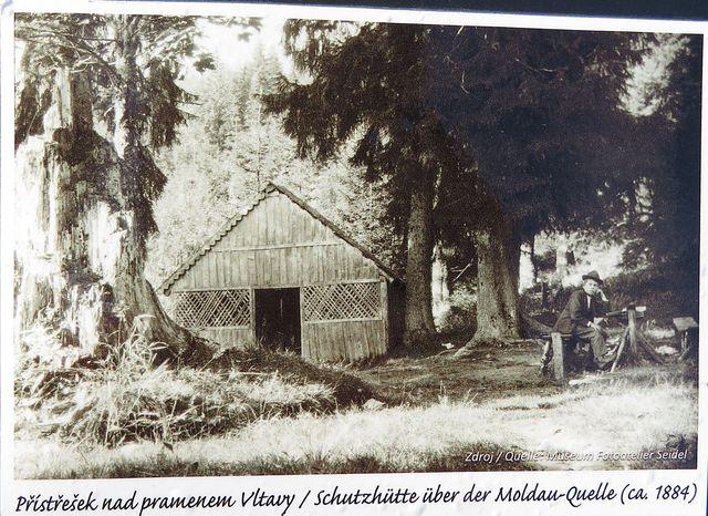 díky českokrumlovskému fotoateliéru Seidel se zachovaly tyto unikátní historické fotografie