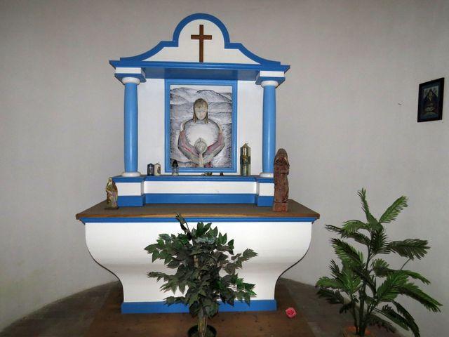 interiér kaple sv. Anny; www.svatosi.cz