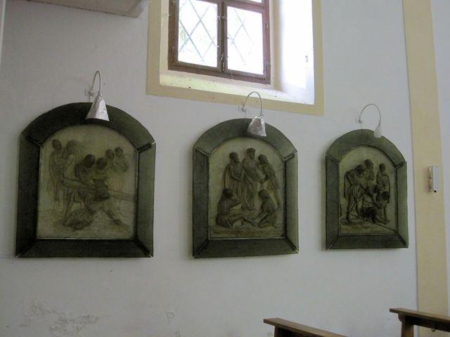 sklářská výtvarnice Vladimíra Tesařová žije a tvoří na Dobré Vodě